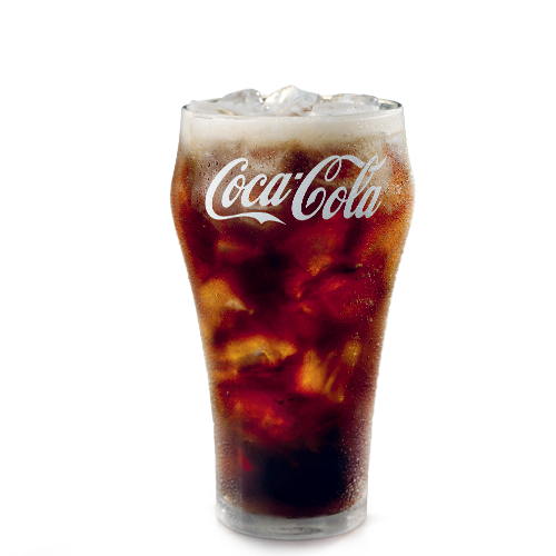 Coca-Cola Mediana 21 oz.