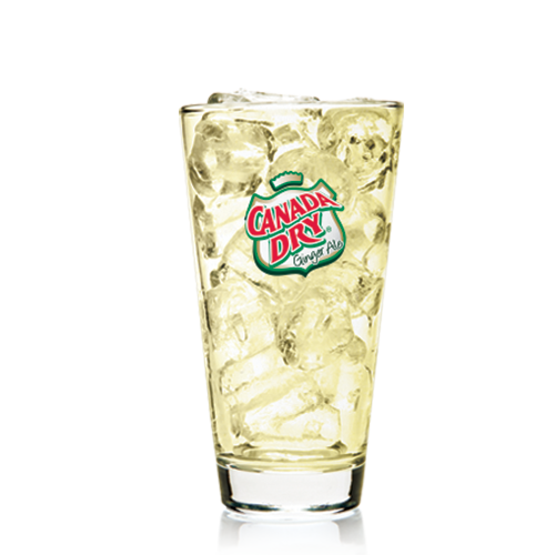 Ginger Ale Mediana 21 oz.